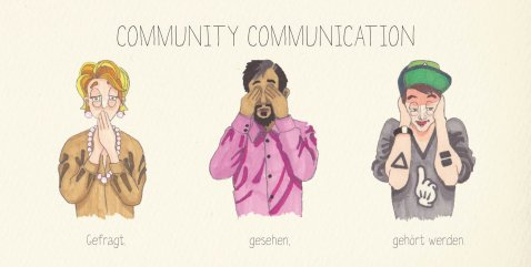Community Communication ©MBT Berlin